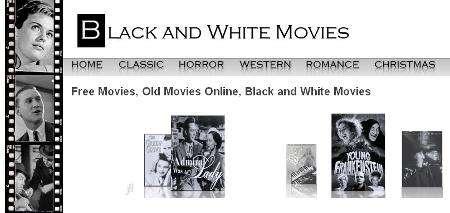 Peliculas en Blanco y Negro